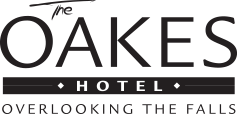 The Oakes Hotel Logo Light Version